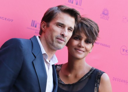 celebrity couples, Halle Berry, Olivier Martinez