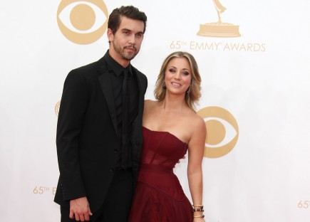 celebrity couples, Ryan Sweeting, Kaley Cuoco