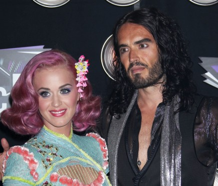celebrity couples, Katy Perry, Russell Brand