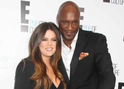celebrity couples, Lamar Odom, Khloe Kardashian