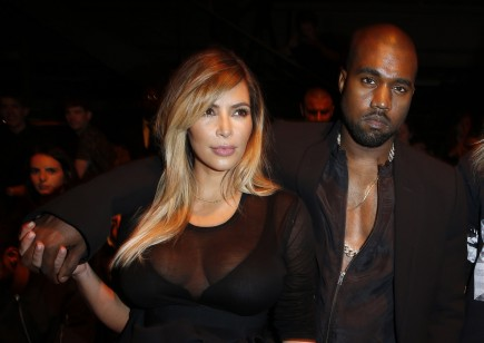 Cupid's Pulse Article: Kanye West Displays His Love for Kim Kardashian
