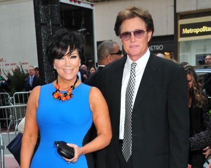 celebrity couples, Kardashians, Kris Jenner, Bruce Jenner