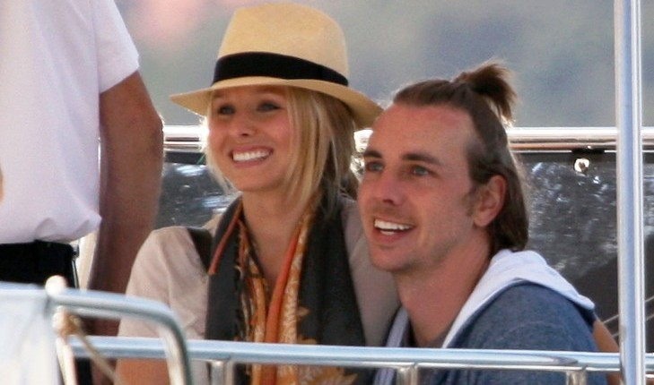 Cupid's Pulse Article: Kristen Bell and Dax Shepard Are Married!