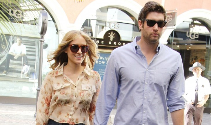Cupid's Pulse Article: Kristen Cavallari's Ex Fiance Jay Cutler Supports Her at DWTS