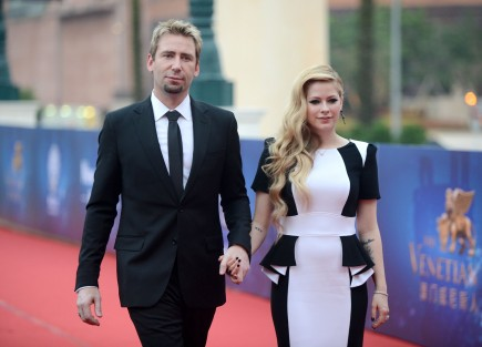 Cupid's Pulse Article: Chad Kroeger Says Wife Avril Lavigne Is an 'Amazing Cook'