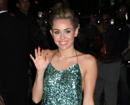 Miley Cyrus Loves Being Single