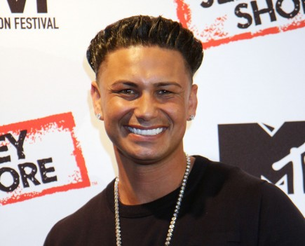 Cupid's Pulse Article: 'Jersey Shore' Star Pauly D Welcomes Baby Daughter with Ex