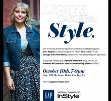 InStyle Insider: Lights. Camera. Style. Event