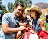 Bill Rancic Says Baby Son Duke Is 'Babbling'