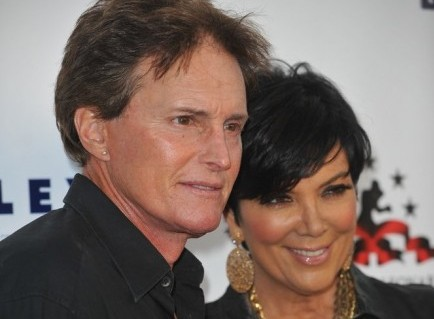Bruce and Kris Jenner. Photo: richard shotwell / PR Photos