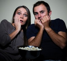 Date Idea: Embrace Each Other with a Scary Movie Marathon