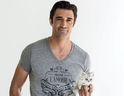 Who's Your Favorite On-Screen or Off-Screen Couple?: Gilles Marini, 'Switched at Birth'