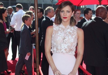 Cupid's Pulse Article: Michael Morris Steps Out with Wife Post-Katharine McPhee Scandal