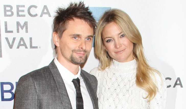 Cupid's Pulse Article: Matt Bellamy Dishes on Romance with Kate Hudson