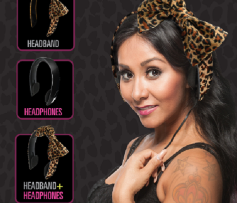 "Cupid's Pulse Article: Snooki: Motherhood Made Me ""Grow The Hell Up"""