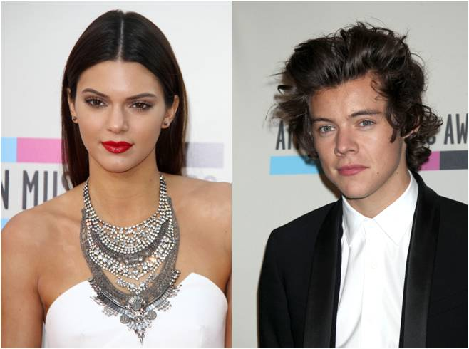 Cupid's Pulse Article: Kendall Jenner Says She and Harry Styles Are 'Cool'
