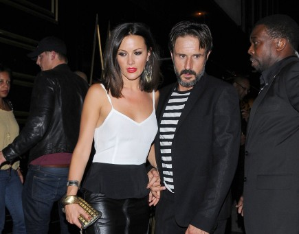 celebrity couples, David Arquette, Christina McLarty