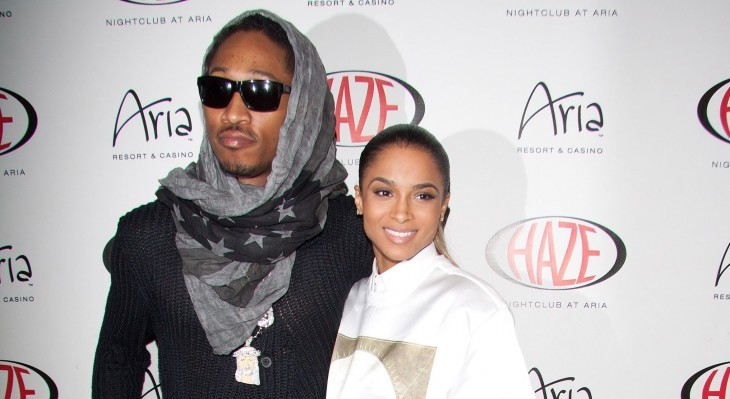 celebrity couples, Future, Ciara, engaged