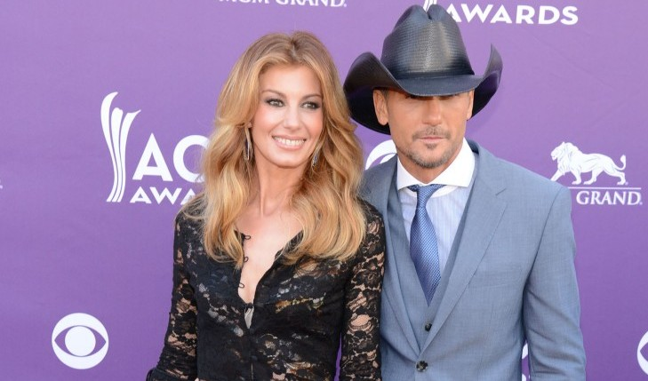 celebrity couples, Faith Hill, Tim McGraw