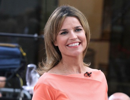 celebrity couples, Savannah Guthrie