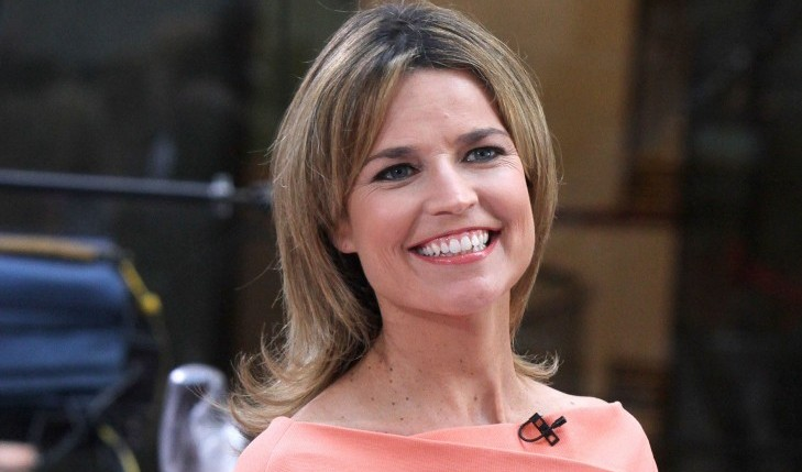 Cupid's Pulse Article: Surprise! Savannah Guthrie Is Married and Pregnant