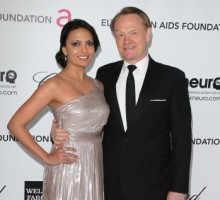 'Mad Men' Star Jared Harris Marries Allegra Riggio