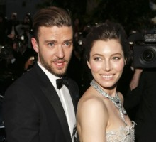 Jessica Biel Praises Husband Justin Timberlake's Performance at the Brit Awards
