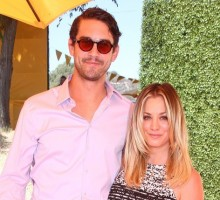 Kaley Cuoco Celebrates Bridal Shower with Famous Friends