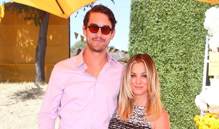 Cupid's Pulse Article: Kaley Cuoco Gets a Wedding Date Tattoo