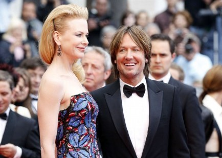 celebrity couples, Keith Urban, Nicole Kidman