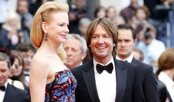 Cupid's Pulse Article: Keith Urban Says Marriage and Family Takes Work Every Day