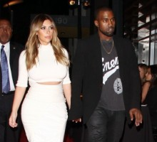 Source Says Kim Kardashian and Kanye West Will Be Ready for Baby #2 Post-Wedding
