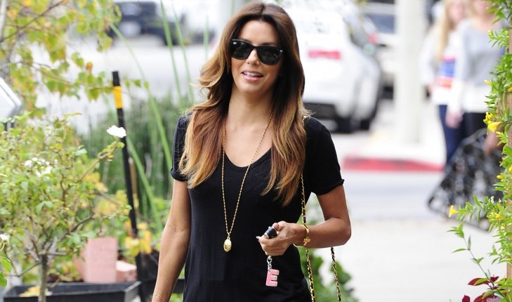 Cupid's Pulse Article: Eva Longoria Parties with Pals After Divorce from Tony Parker