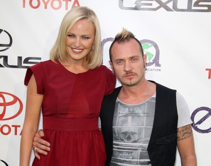 celebrity couples, Malin Akerman, Roberto Zincone