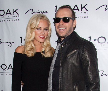 celebrity couples, Jenny McCarthy, Donnie Wahlberg