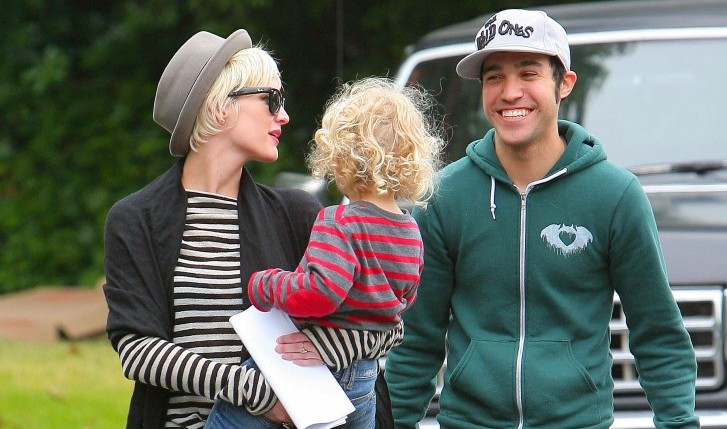Cupid's Pulse Article: Exes Ashlee Simpson and Pete Wentz Reunite for Son Bronx's Birthday