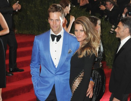 celebrity couples, Tom Brady, Gisele Bundchen