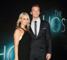 'The Host' Star Jake Abel Marries Allie Wood