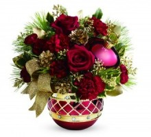"Giveaway: ""Duck the Halls"" Like the Robertson Family With Teleflora's Festive Holiday Arrangements"