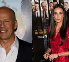 Celebrity Exes: Demi Moore Posts Epic Throwback Emmys Pic with Ex-Husband Bruce Willis