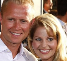 'Full House' Actress Candace Cameron Bure Talks Motherhood