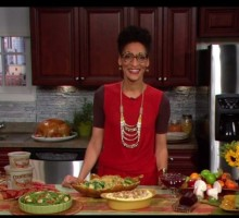 'The Chew' Host Carla Hall Talks About Thanksgiving Dinner and Date Night