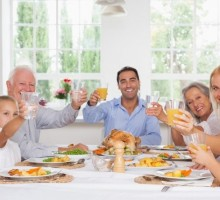 Relationship Advice: How to Survive Thanksgiving with the In-Laws