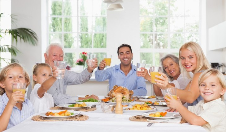 Cupid's Pulse Article: Relationship Advice: How to Survive Thanksgiving with the In-Laws