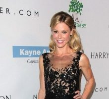 'Modern Family' Star Julie Bowen Advocates For Son's Anaphylaxis