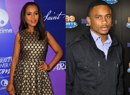 Cupid's Pulse Article: Kerry Washington Weds Nnamdi Asomugha