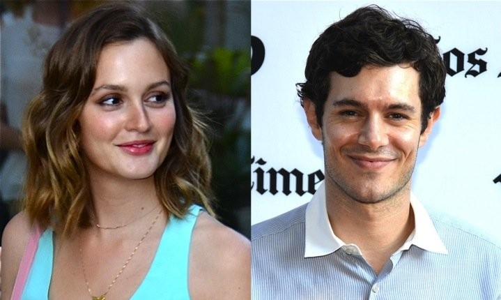 Cupid's Pulse Article: Leighton Meester and Adam Brody Secretly Marry