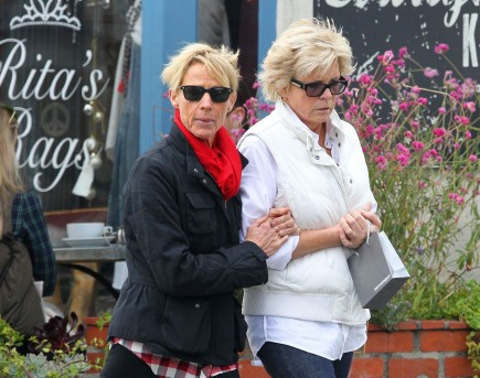 celebrity couples, Meredith Baxter, Nancy Locke