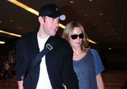 Cupid's Pulse Article: Emily Blunt Celebrates Her Baby Shower