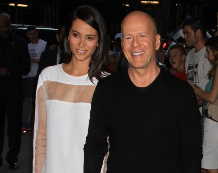 celebrity couples, Bruce Willis, Emma Heming